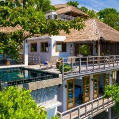 Отель Cape Shark Pool Villas 4* Вилла с различными типами кроватей фото 25