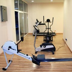 Отель Predela 2 Aparthotel фитнесс-зал