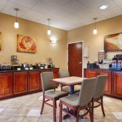 Отель Country Inn & Suites by Radisson, Midway, FL питание