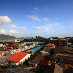 Отель Baan Yuwanda Phuket Resort балкон
