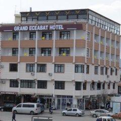 Grand Eceabat Hotel Турция, Эджеабат - отзывы, цены и фото номеров - забронировать отель Grand Eceabat Hotel онлайн парковка