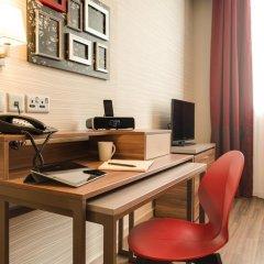 Отель Aparthotel Adagio Liverpool City Centre 4* Студия с различными типами кроватей фото 7