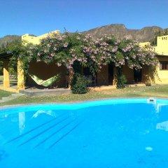 Отель Chalet Ailinco Сан-Рафаэль бассейн фото 2