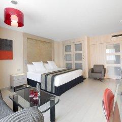 Отель Melia Sevilla 4* Номер категории Премиум с двуспальной кроватью фото 2