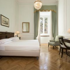 Hotel Quirinale 4* Компактный номер с двуспальной кроватью фото 4