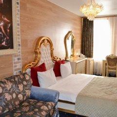 Гостиница Гранд Белорусская 4* Номер Премиум двуспальная кровать фото 7