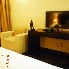 Отель Temple Da Nang 3* Стандартный номер с различными типами кроватей фото 3