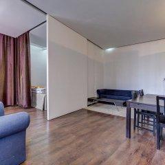 Апартаменты СТН Апартаменты на Караванной Студия с разными типами кроватей фото 27