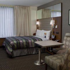 Отель Club Quarters Grand Central 4* Стандартный номер с двуспальной кроватью фото 5