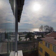 Siesta Hotel Стамбул балкон