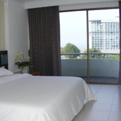 Garden Paradise Hotel & Serviced Apartment 3* Люкс с различными типами кроватей фото 5
