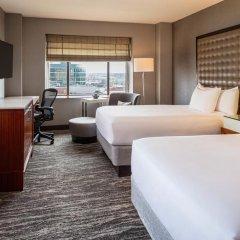 Отель Hyatt Regency St. Louis at The Arch 4* Стандартный номер с двуспальной кроватью фото 4