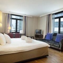 Отель Hilton Brussels City 4* Полулюкс с различными типами кроватей фото 3