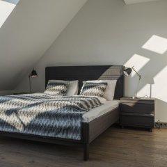 Отель Penthouse Stephansplatz Люкс с различными типами кроватей фото 44