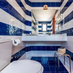 Отель Villa Lindos Muse ванная фото 2
