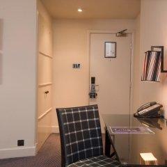 Отель Malmaison Glasgow 4* Стандартный номер фото 3