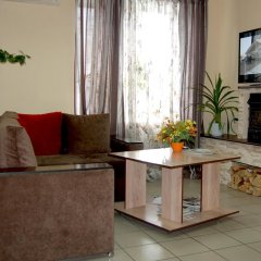 Hotel Televishka Бийск комната для гостей