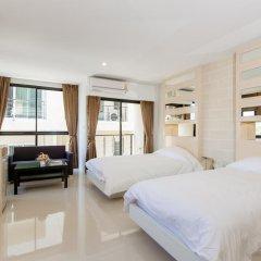 Отель Naka Residence 3* Номер Делюкс двуспальная кровать фото 10