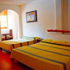 Hotel Corona Zihua 3* Стандартный номер фото 2