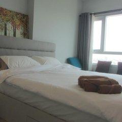 Отель Centric Sea Pattaya Апартаменты с различными типами кроватей фото 7