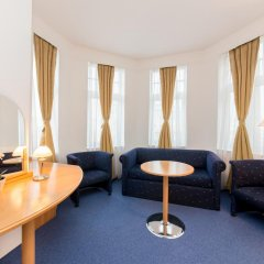 Novum Hotel Golden Park Budapest 4* Улучшенный номер с различными типами кроватей фото 2