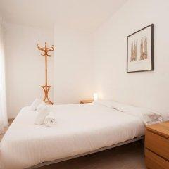 Апартаменты Bbarcelona Apartments Park Güell Flats комната для гостей фото 5