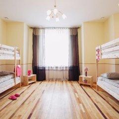 Central Hostel on Tverskoy-Yamskoy Кровать в мужском общем номере с двухъярусной кроватью фото 3