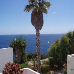 Отель Club Cala Azul балкон