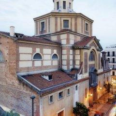 Отель NH Collection Palacio de Tepa 5* Номер Делюкс с различными типами кроватей фото 12