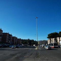 Отель Capone Al Vaticano парковка