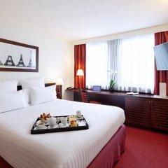 Отель Hôtel Concorde Montparnasse 4* Классический номер с двуспальной кроватью фото 3