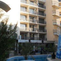 Отель Sapphire Болгария, Солнечный берег - отзывы, цены и фото номеров - забронировать отель Sapphire онлайн бассейн