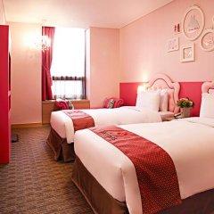 Hotel Skypark Central Myeongdong 3* Стандартный номер с 2 отдельными кроватями фото 5