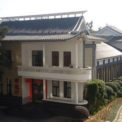 Ji'an Hotel вид на фасад фото 4