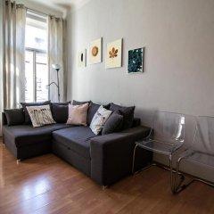 Апартаменты Modern Cozy Apartment by Ruterra комната для гостей фото 3