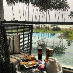 Отель Club Waskaduwa Beach Resort & Spa 4* Номер Делюкс с различными типами кроватей фото 4