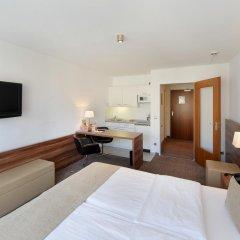 Vi Vadi Hotel downtown munich 3* Стандартный номер разные типы кроватей фото 9