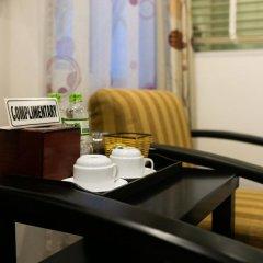 Hanoi Focus Boutique Hotel 3* Номер Делюкс разные типы кроватей фото 13