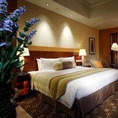 Отель Park Plaza Beijing Wangfujing 4* Улучшенный номер с различными типами кроватей фото 5