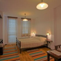Отель Holiday Village Kochorite 3* Вилла с различными типами кроватей фото 8
