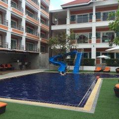 Отель Lotus-Bar детские мероприятия