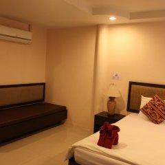 Отель Naiyang Seaview Place 2* Стандартный номер с разными типами кроватей фото 5