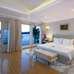 Отель MerPerle Hon Tam Resort 5* Номер Делюкс с различными типами кроватей фото 5