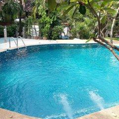 Отель Deeden Pattaya Resort 3* Бунгало Делюкс с различными типами кроватей фото 5