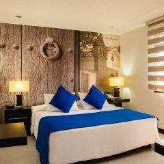 Отель Puerta de San Antonio Колумбия, Кали - отзывы, цены и фото номеров - забронировать отель Puerta de San Antonio онлайн комната для гостей фото 2