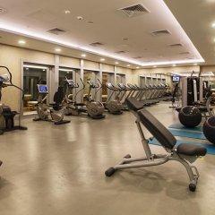 Отель Dedeman Bostanci фитнесс-зал фото 2