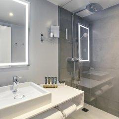 Novotel London Canary Wharf Hotel 4* Улучшенный номер с различными типами кроватей фото 3