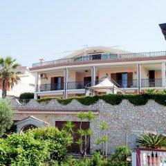 Отель La Suite del Faro Скалея балкон