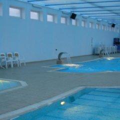 Гостиница Baza Otdykha Solnechnaya бассейн