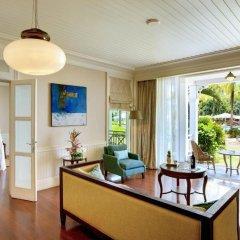 Отель Heritage Le Telfair Golf & Wellness Resort 5* Люкс с различными типами кроватей